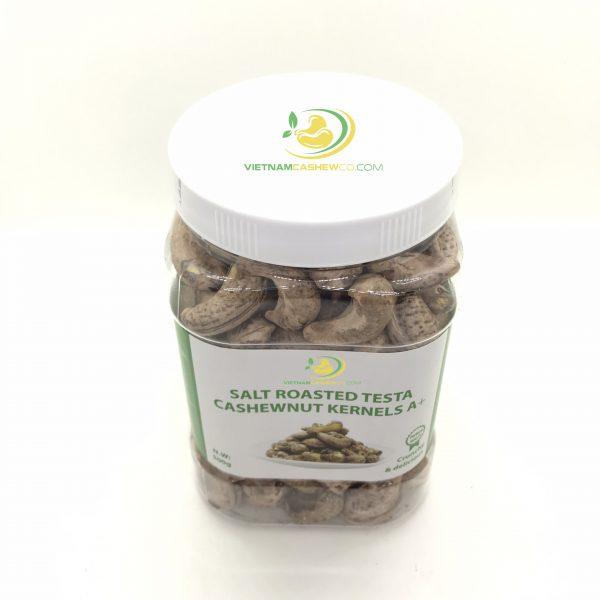 Salt Roasted Testa Cashew Nuts Kernels A